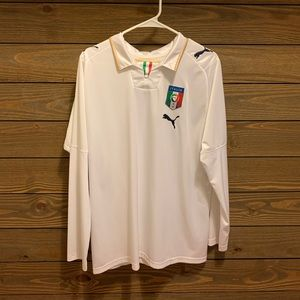 Puma Italy National Team Jersey (Del Piero)